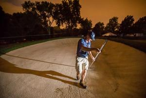 Hansen: Spencer Roberts' masterpiece is made of sod and sand
