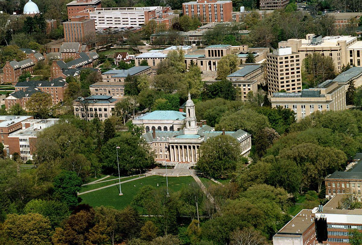 application fees a steady revenue stream for many colleges money an aerial view of the penn state campus in state college pennsylvania