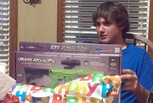 Millard reduces expulsion for toy guns to suspension