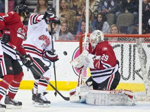 Goal binge could still be ahead for UNO's Walters