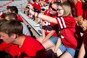Husker fans treasure memories of their first game at Memorial Stadium