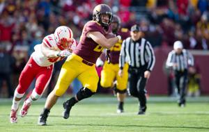 Notes: Els disappointed in defense's response to Gopher attack