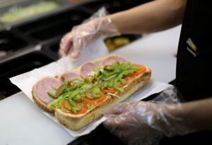 In brief: Subway sees growth ahead, may add hummus