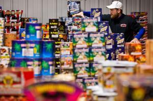 Omaha area's New Year's Eve fireworks sales return Sunday
