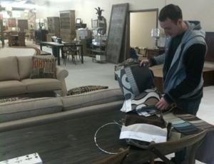 Omaha store to give new life to old wood