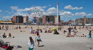 NYC's Coney, Rockaway beaches bounce back