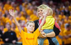 Barfknecht: Former Husker hoops assistant Harriman thanks state of Nebraska for embracing his family