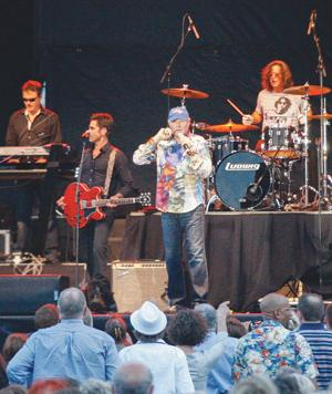Performers announced for Loessfest, free concert on Council Bluffs' riverfront