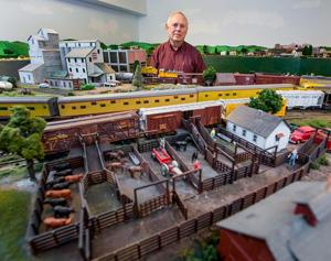 Hansen: Model trains and the middle-aged men who love them