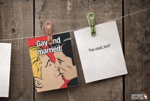 Creighton alumna starts gay greeting card line