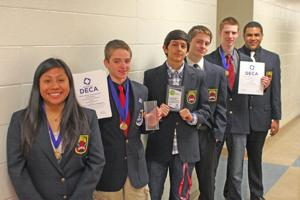 RHS DECA makes bold statement at state conference