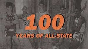 All-Nebraska: A century of high-fives in state hoops