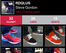 Two shoe lovers launch Connoshoer, an app to show off your sneakers