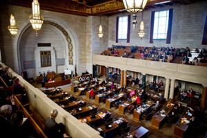 Legislature shifts more moderate with election of leaders