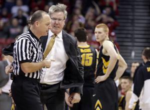 Hawkeyes coach Fran McCaffery gets suspension, reprimand for recent meltdown