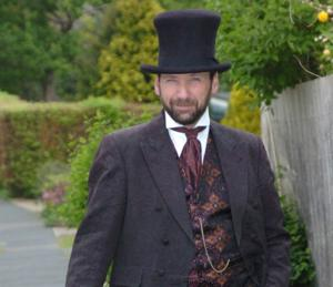 Charles Dickens' great-great-grandson returns to Omaha to perform ancestor's works