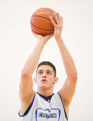 Creighton freshman Martin Krampelj offers reach and range, if not polish
