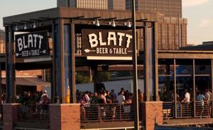 West Omaha's getting a Blatt; Lincoln's getting a Blue Sushi