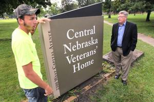 'Central Nebraska Vets Home' sign at Grand Island site adds insult to injury