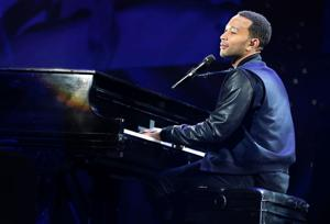 Fans hoping to hear all of John Legend's hits