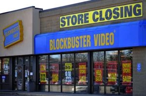 Remaining Blockbuster stores in U.S. to close by early January