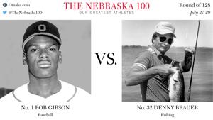 Fan vote: Nebraska's greatest athletes, now in one giant bracket