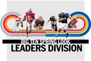 Spring Look: Big Ten Leaders Division