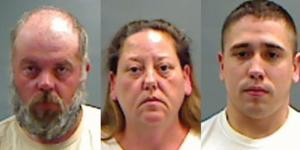 3 arrested in Bluffs allegedly beat, burned special needs man