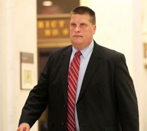 Bail set at $5K for fired Omaha officer accused of evidence tampering