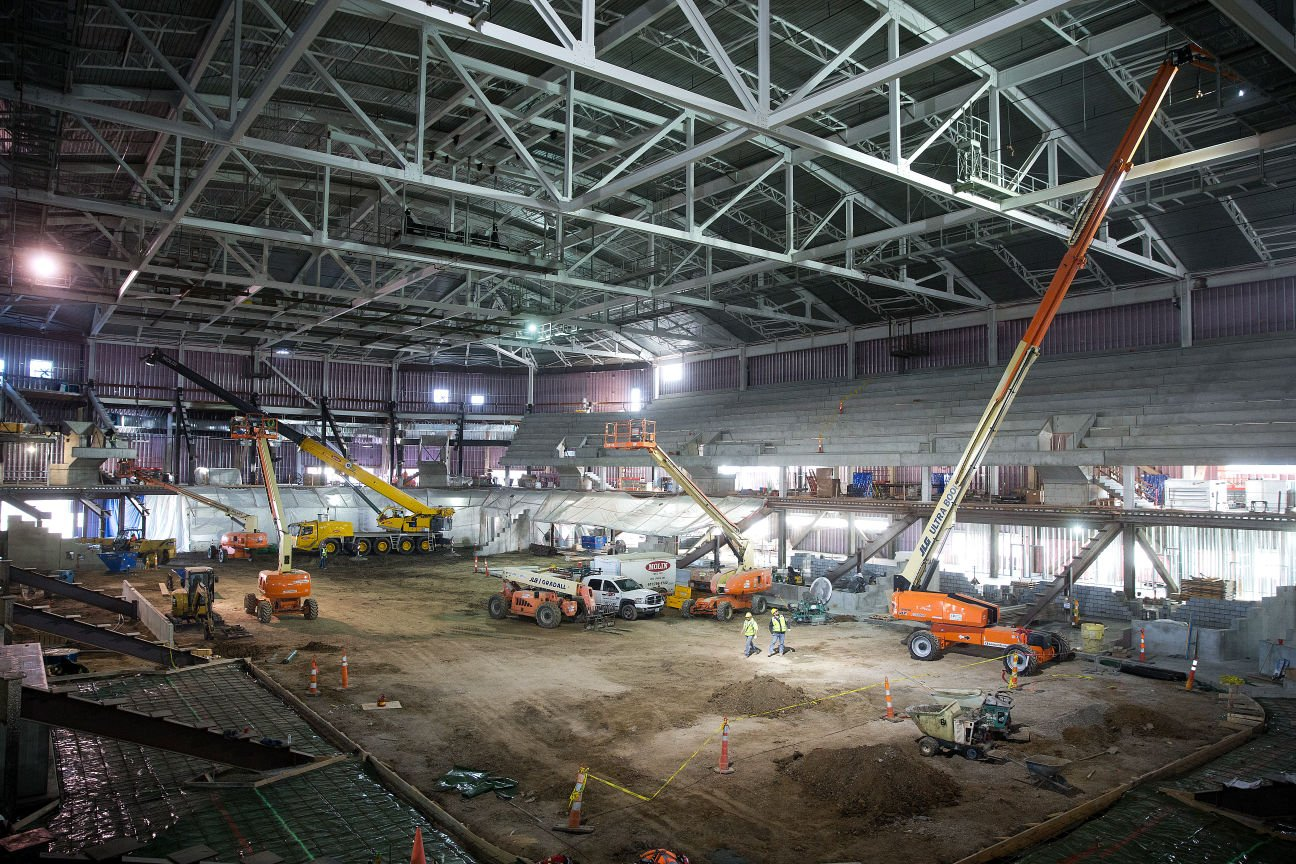 NCHC: October 2015 Opening Of UNO Arena To Be A 'moment Of Pride'