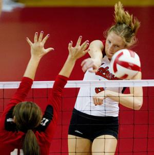 NU's Amber Rolfzen to play for national team