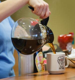 Caffeine gets closer look