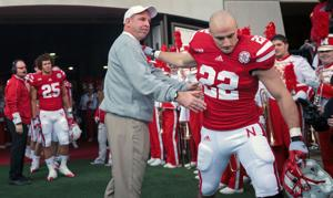 Rex Burkhead is saluted in Texas hometown