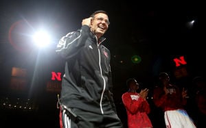 Husker coach Miles still thinking big during recruiting cycle