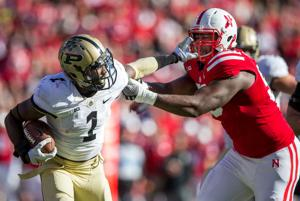 Experience heightens expectations for Husker defensive end McMullen