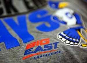 Minus pomp and circumstance, Jays officially join new Big East