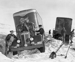 Nancy's Almanac, Feb. 25, 2014: Blizzards of '48-'49