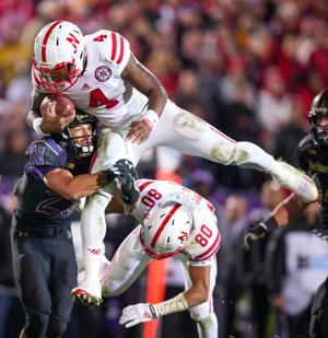 Shatel: In a tale of two halves, Nebraska winds up celebrating — and that's a good thing