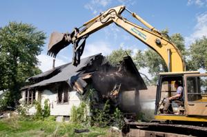 Pace of vacant house demolition picks up in Omaha