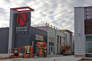 Nebraska Crossing Outlets shoppers eager for luxury brands