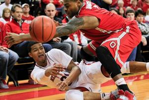 Huskers give Buckeyes a battle