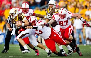 What to watch: The Huskers host Wyoming on BTN