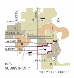 OPS board, Subdistrict 7: Newcomers battle it out for seat