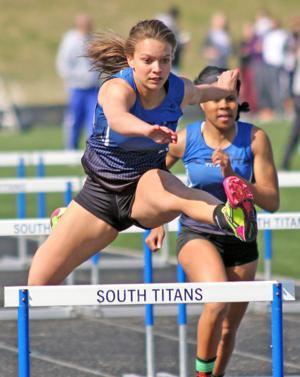 Titan girls race to own invite championship