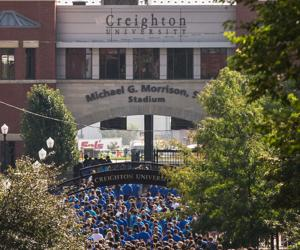 Creighton hunts for jobs to cut or share as part of new strategic plan