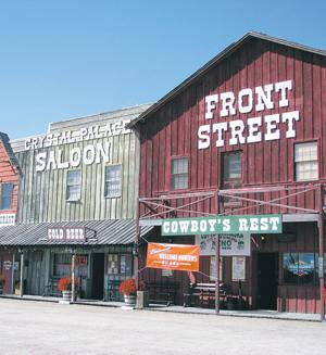 Ogallala's Old West icon on auction block