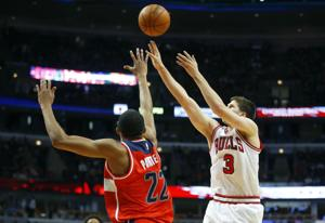 Shatel: McDermott is living his NBA dream in Chicago