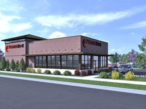Premier Bank to turn two midtown branches into one