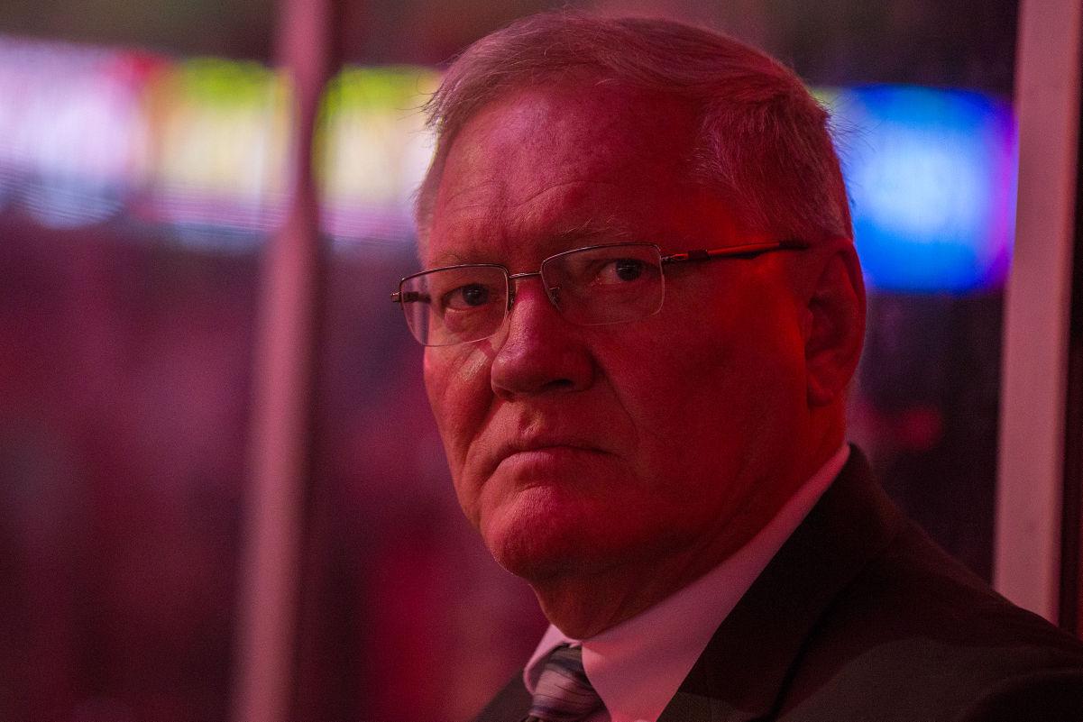 NCHC: Coach Dean Blais Says UNO's Season Merits NCAAat-large Berth