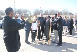 Construction of north Omaha Walmart Supercenter under way; job fair set for March
